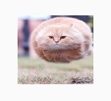 Floating Cat Men's Baseball ¾ T-Shirt