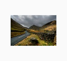The View back to Ullswater  Unisex T-Shirt