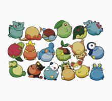 Pokemon Flew up by chickbunara