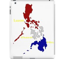 Philippine Islands shirt iPad Case/Skin