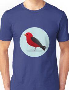 Scarlet Tanager Unisex T-Shirt