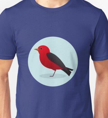 Scarlet Tanager T-Shirt