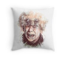 Scut Farkus - A Christmas Story Throw Pillow