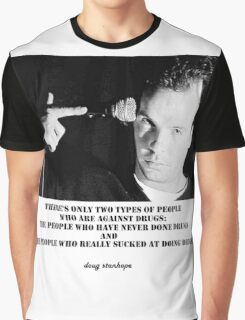 Doug Stanhope Graphic T-Shirt