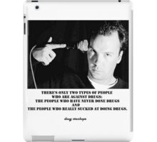 Doug Stanhope iPad Case/Skin
