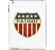 Patriot Shield iPad Case/Skin
