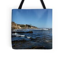 The Cliffs of Pismo Beach Tote Bag