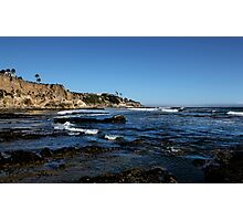 The Cliffs of Pismo Beach Photographic Print