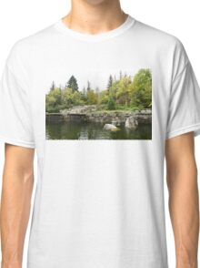Overgrown and Wild - Fading Autumn Beauty Classic T-Shirt