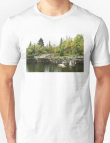 Overgrown and Wild - Fading Autumn Beauty T-Shirt