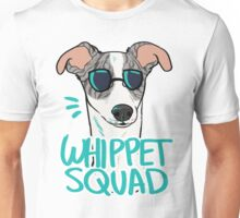 WHIPPET SQUAD (fawn brindle) Unisex T-Shirt