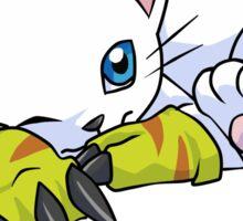 Gatomon - Digimon Sticker