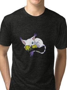 Gatomon - Digimon Tri-blend T-Shirt