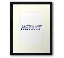 Netsky Framed Print