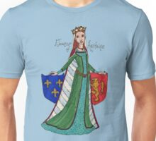 Eleanor of Aquitaine Unisex T-Shirt