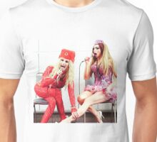 Katya and Alyssa Edwards Unisex T-Shirt