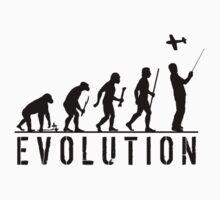 Funny RC Airplane Evolution  by movieshirtguy