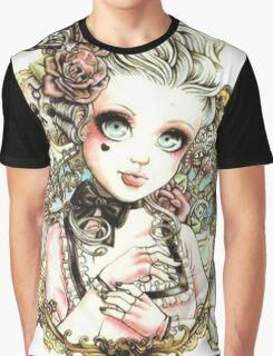 Face Art Beauty Graphic T-Shirt