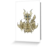 Paarthurnax Greeting Card