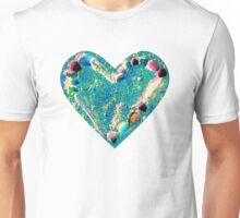 East Coast Heart Unisex T-Shirt