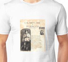 Calamity Jane of Deadwood Unisex T-Shirt