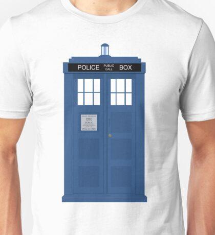 Tardis 02 Unisex T-Shirt