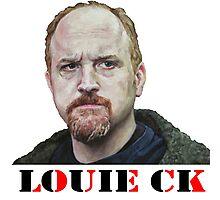 Louie CK Photographic Print