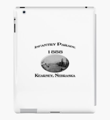 Infantry Parade iPad Case/Skin