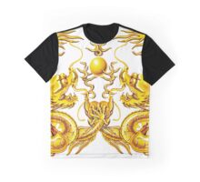 Golden Drake Graphic T-Shirt