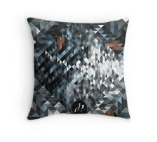 digitize Throw Pillow
