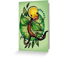 Belsprout Greeting Card
