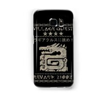 Monster Hunter Required - Lagiacrus Samsung Galaxy Case/Skin