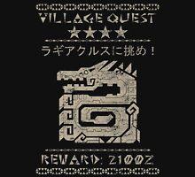 Monster Hunter Required - Lagiacrus Unisex T-Shirt