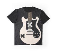 Michael Clifford's Guitar (White) Graphic T-Shirt