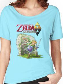 Zelda A Link Between Worlds Women's Relaxed Fit T-Shirt