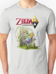 Zelda A Link Between Worlds Unisex T-Shirt