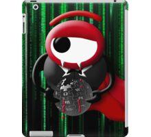 Dracula matrix iPad Case/Skin