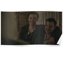 Gallavich, Shameless US Poster