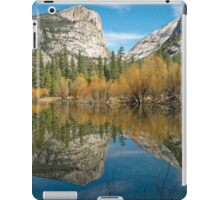 Mirror Lake - Yosemite Valley iPad Case/Skin
