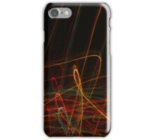 Suburb Christmas Light Series - Xmas Reach iPhone Case/Skin