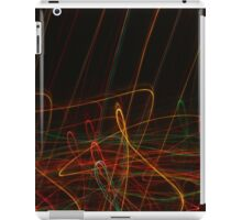 Suburb Christmas Light Series - Xmas Reach iPad Case/Skin