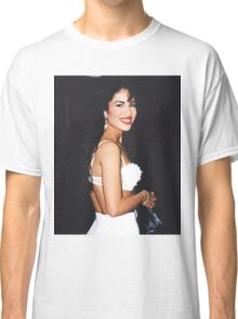 All White Classic T-Shirt