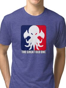 The Great Old One Tri-blend T-Shirt
