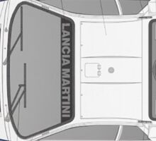 Rally 037 - Fading Sticker
