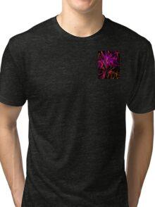 Funky Design Tri-blend T-Shirt