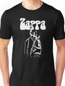 Frank Zappa givin' the finger Unisex T-Shirt