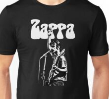 Frank Zappa givin' the finger Unisex T-Shirt
