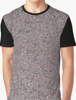 GRANITE RED-GREY Graphic T-Shirt