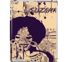 Suzanne Pryor iPad Case/Skin