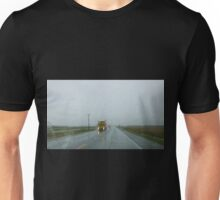 Rainy Highway Unisex T-Shirt
